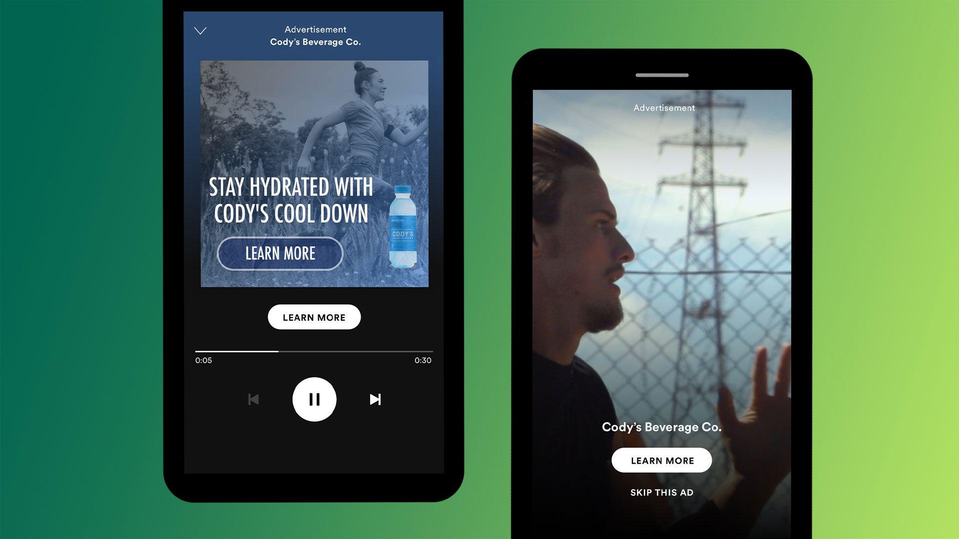 Hình thức quảng cáo online Audio